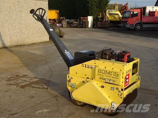 Bomag BW75H TRILWALS