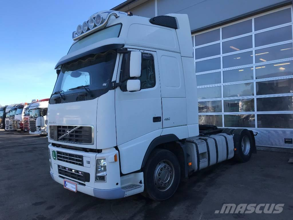 Volvo FH 13.480 XL-Globetrotter