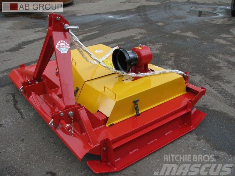 Pomarol Sichelmulcher Z032, 1.8 m/Rotary mower /