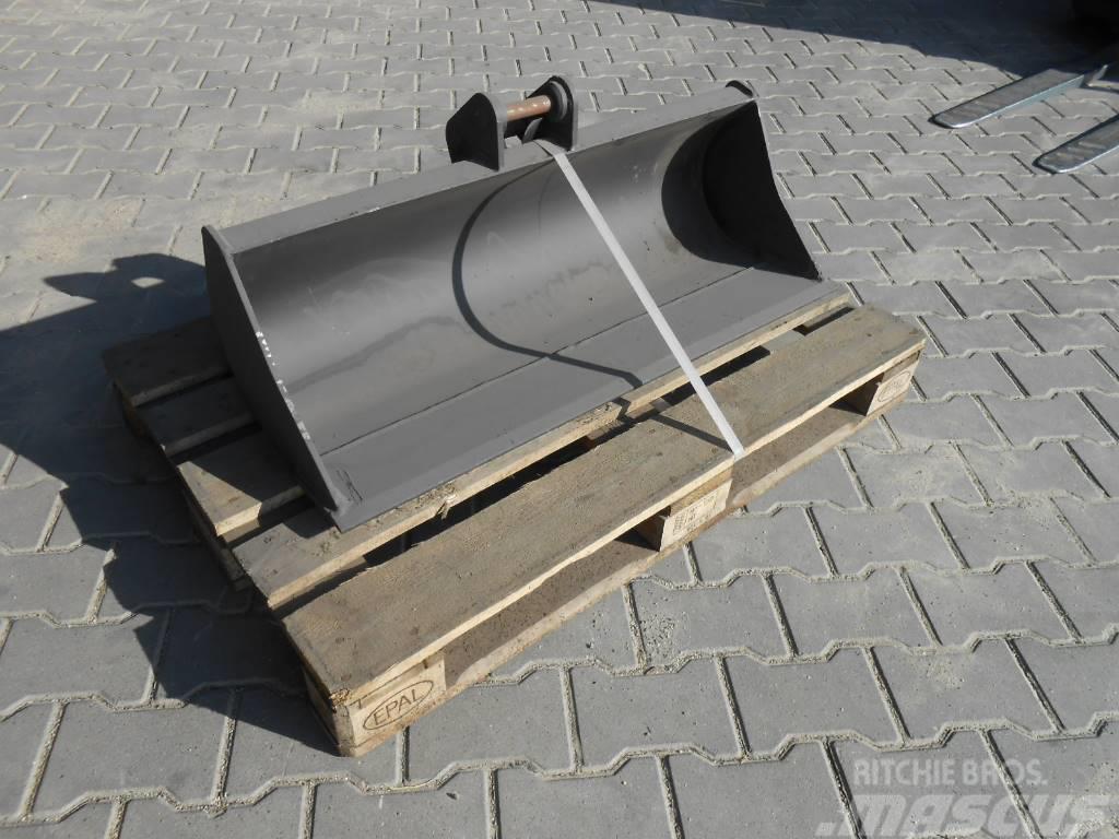GP Equipment Slotenbak 1000mm t.b.v. JCB 8020