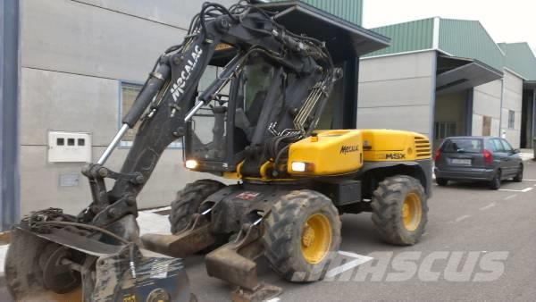 mecalac 12mxt midi excavators 7t 12t price 43 223 year of manufacture 2006 mascus uk. Black Bedroom Furniture Sets. Home Design Ideas