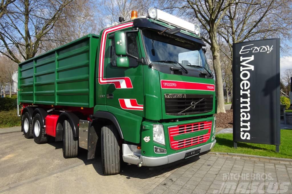 Volvo FH 460 8x4