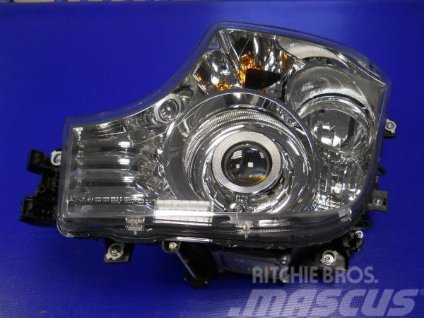 Mercedes-Benz Actros MP4 Leuchteinheit Xenon links