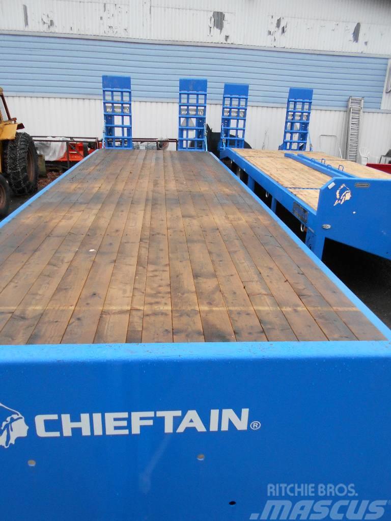 Chieftain 3 Akselinen Traktorivetolavetti kantav. 24000 kg.