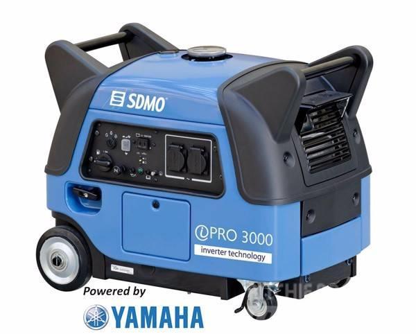 Sdmo Generator Pro 3000E Yamaha