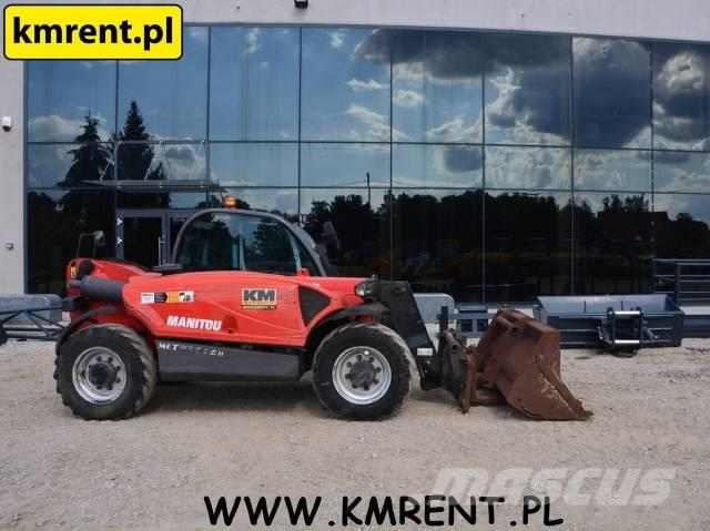 Manitou 625 JCB 531-70 527-58 536-70 CAT TH 366 406