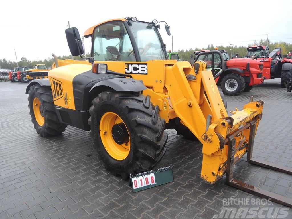 JCB 536-70 Agri XTRA (536-60  535 SUPER Manitou 735 63