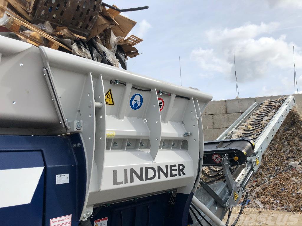 Lindner Urraco 75D Grovkross Lastväxlarmodell