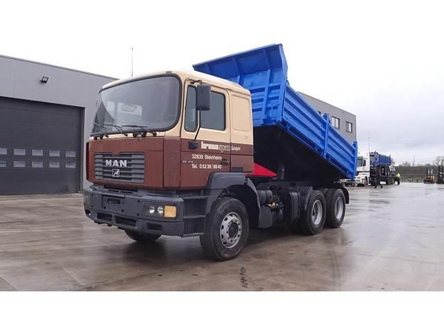 MAN 26.414 (6 CYLINDER WITH ZF-GEARBOX / FULL STEEL SU