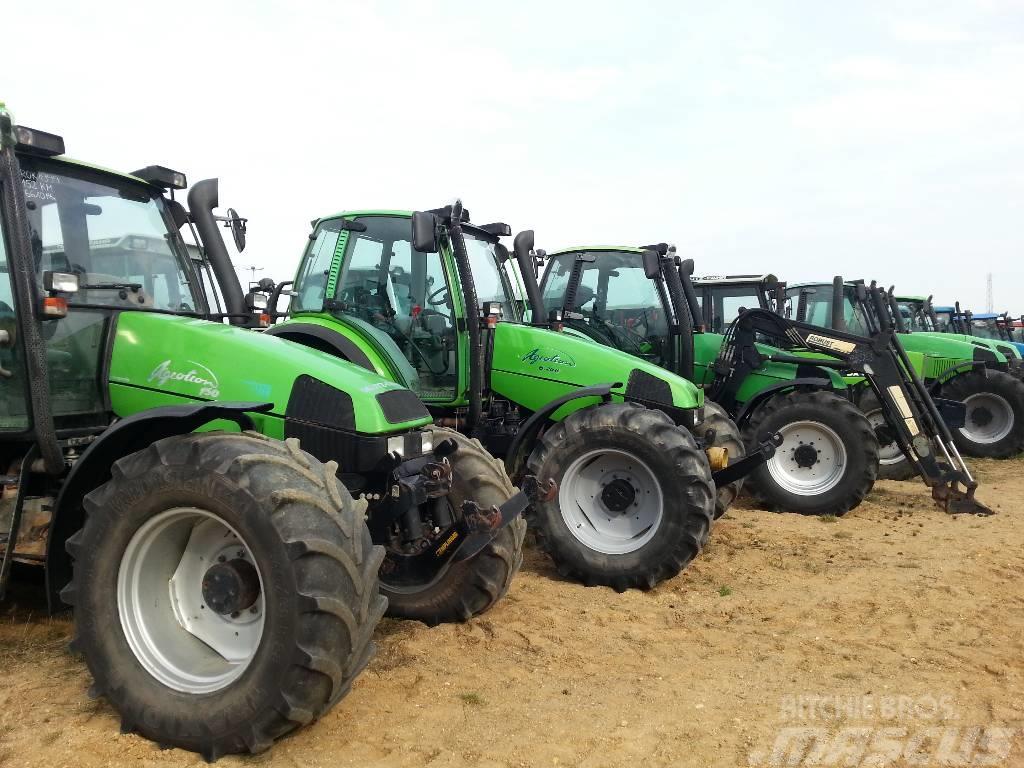 Deutz-Fahr AGROTRON 180.7 Profiline, 2006, Traktorer