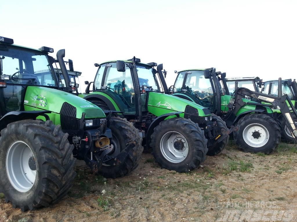 deutz fahr agrotron 180 7 profiline gebrauchte traktoren gebraucht kaufen und verkaufen bei. Black Bedroom Furniture Sets. Home Design Ideas