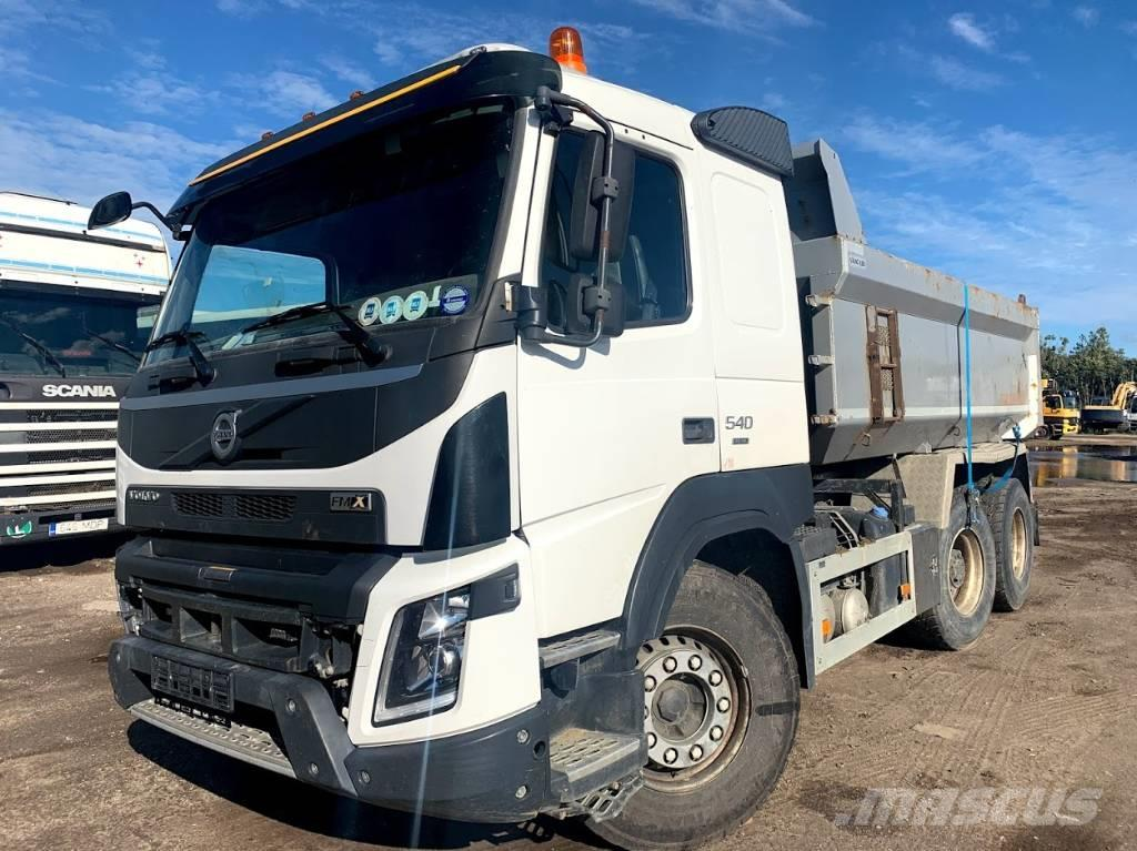 Volvo FMX 540 For Parts