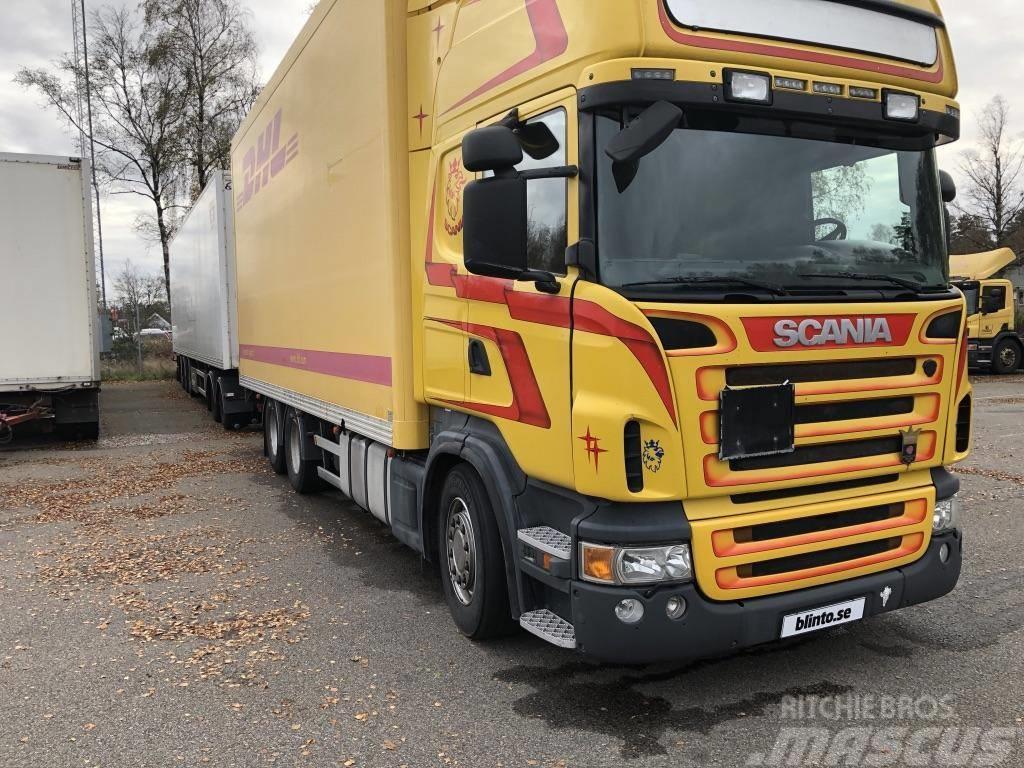 Scania R480LB