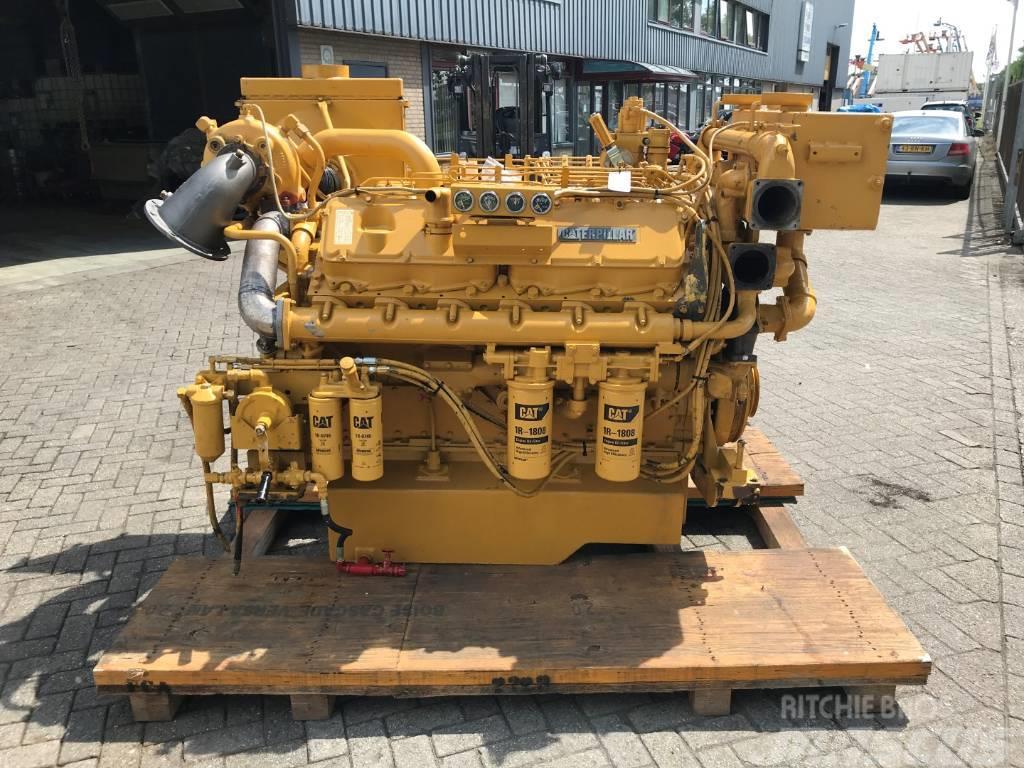Caterpillar 3412 D IT - Marine Propulsion - 458 kW - 60M