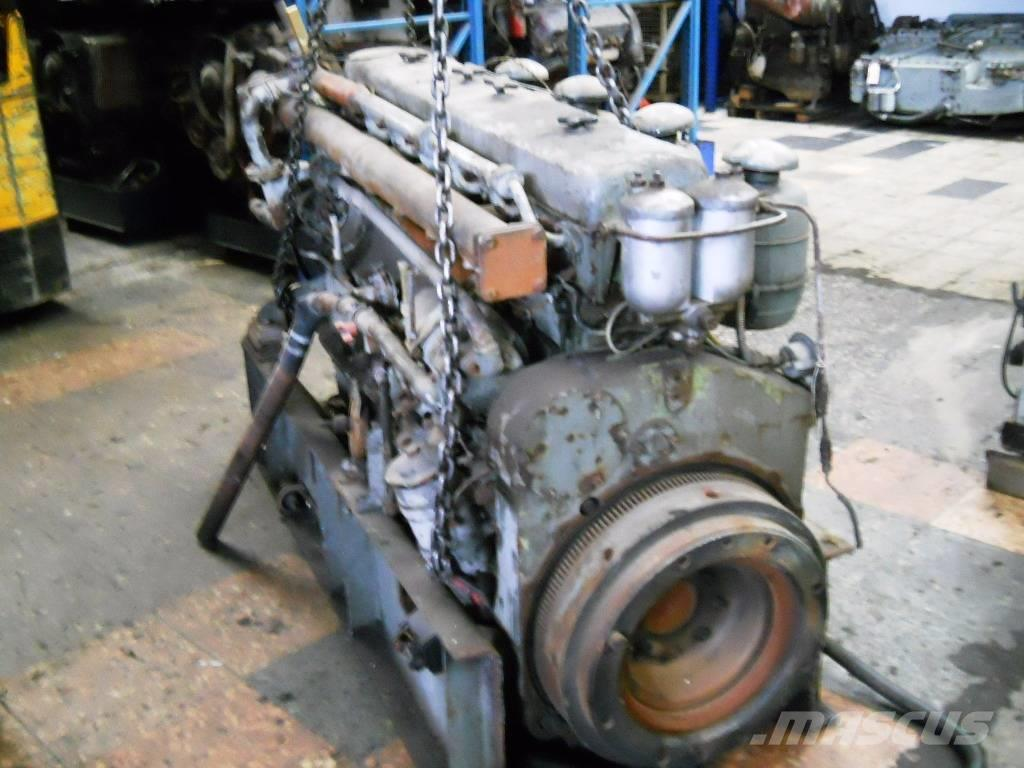 Used deutz a8m517 a 8 m 517 engines year 1958 for sale for Deutz motor for sale