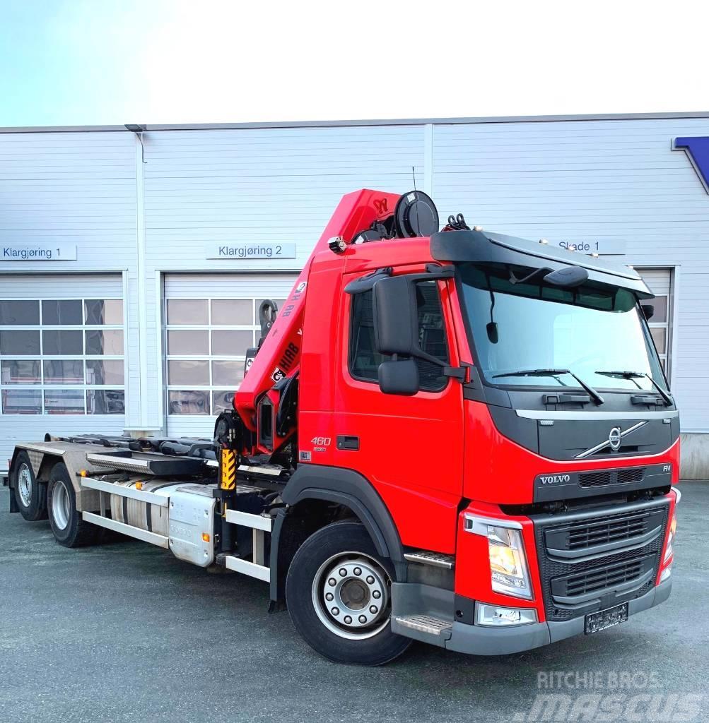 Volvo FM 460 / 6x2 HIAB 232 E3 HiPro
