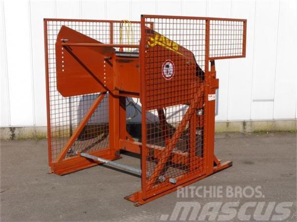 Javo kistenkantelaar tot 130 cm Duijndam Machines