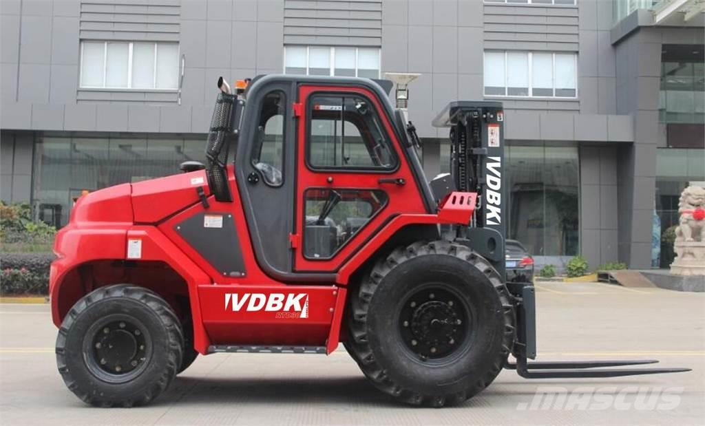 [Other] VDBK Forklifts FD30RT