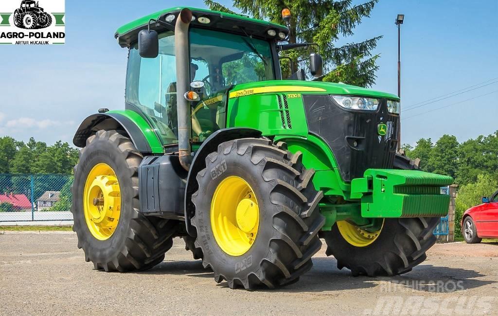 John Deere 7230 R - COMMANDQUAD PLUS - 2012 ROK - MOTOR 9 L