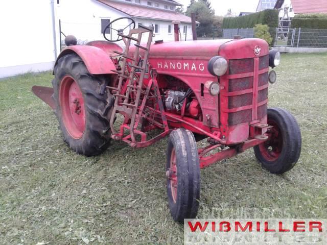 [Other] Hanomoag R 28, Hanomag, Traktor