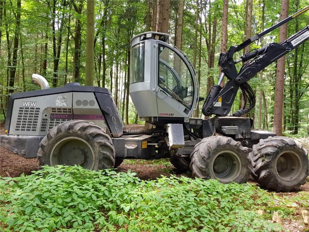 Logset Harvester/Prozessore 6H