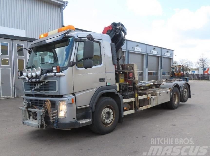 Volvo fm 6x2 PK18002-EH crane truck