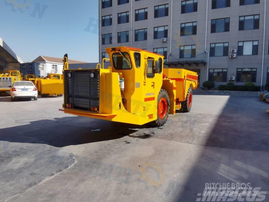 [Other] Fambition Diesel articulated underground dumper