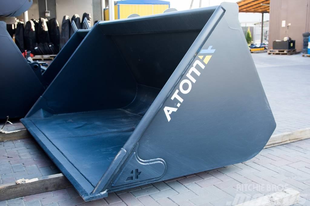 [Other] АТОМ Ковш для телескопического погрузчика Manitou