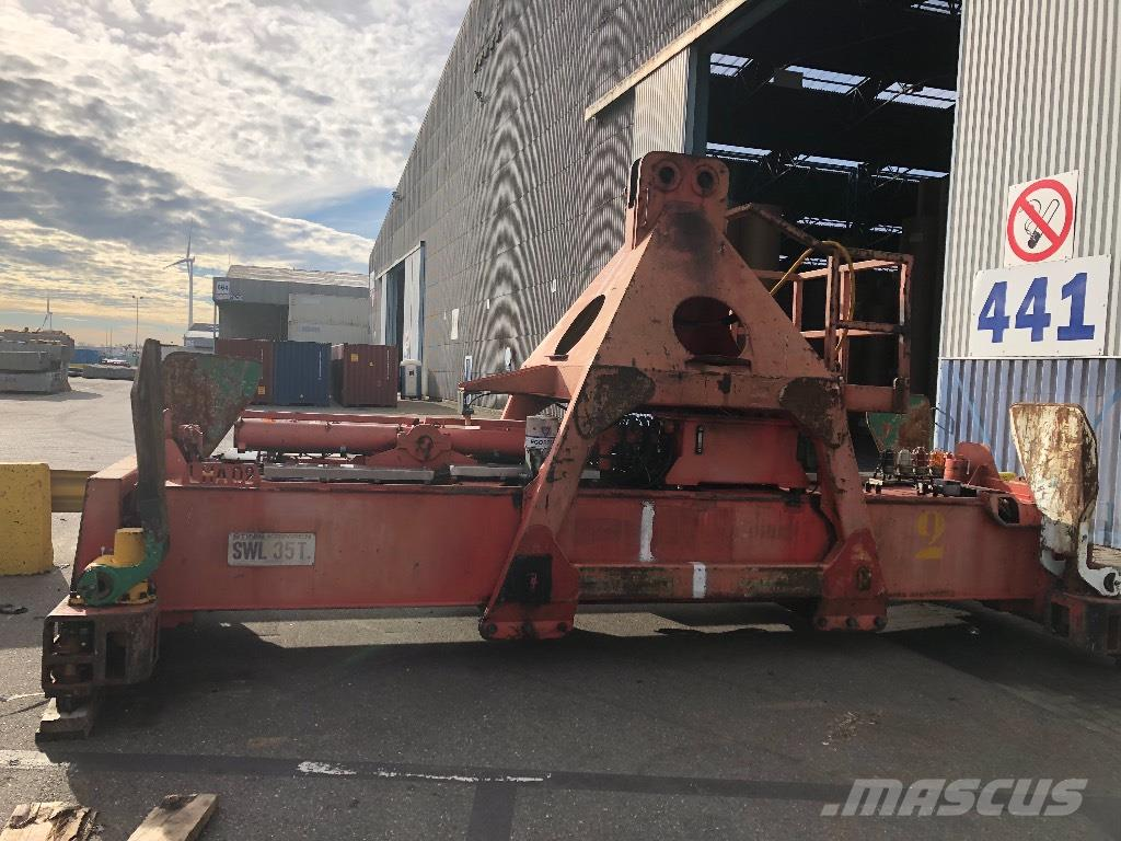 [Other] Stinis Single lift spreader