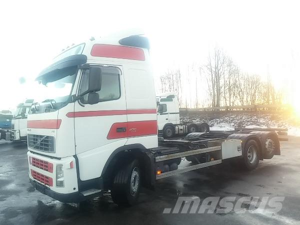 Volvo FH400 6X2 EURO 4