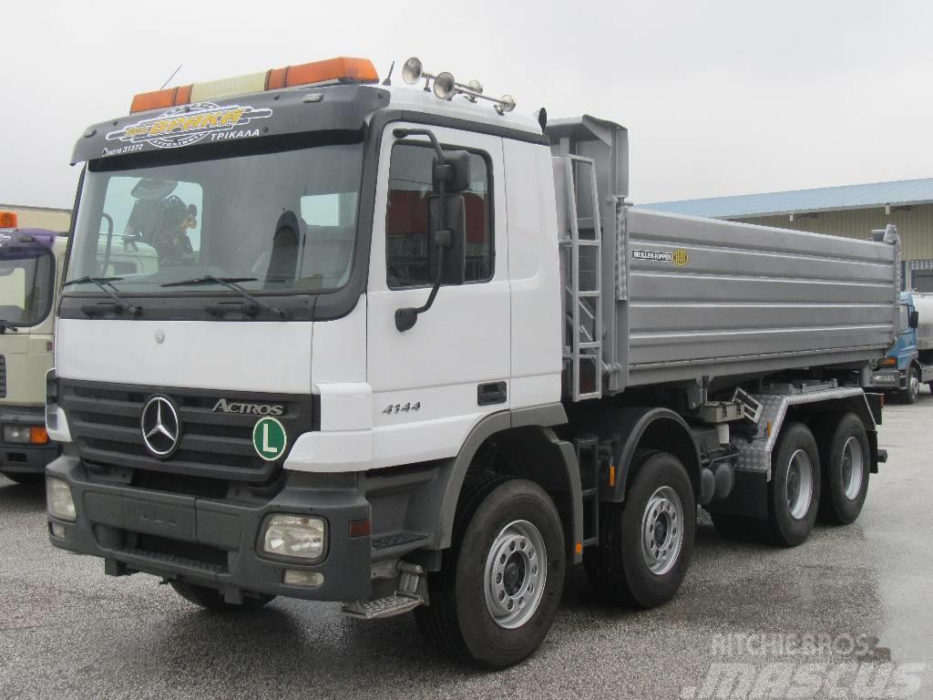 Mercedes-Benz 4144 K 8X4