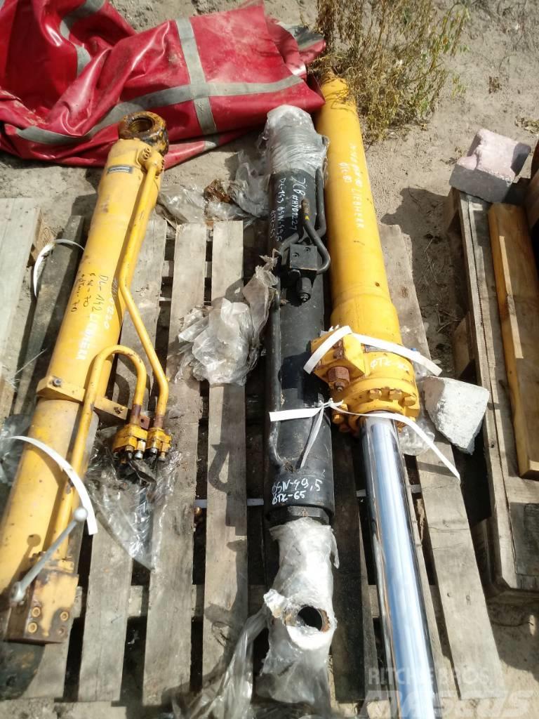 JCB Siłownik JCB Hydraulic cylinder 143 50 65
