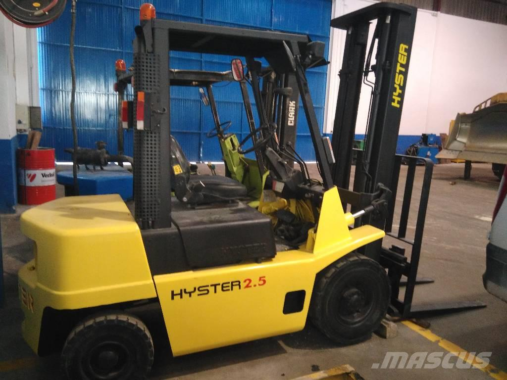 Hyster H2.50 XL