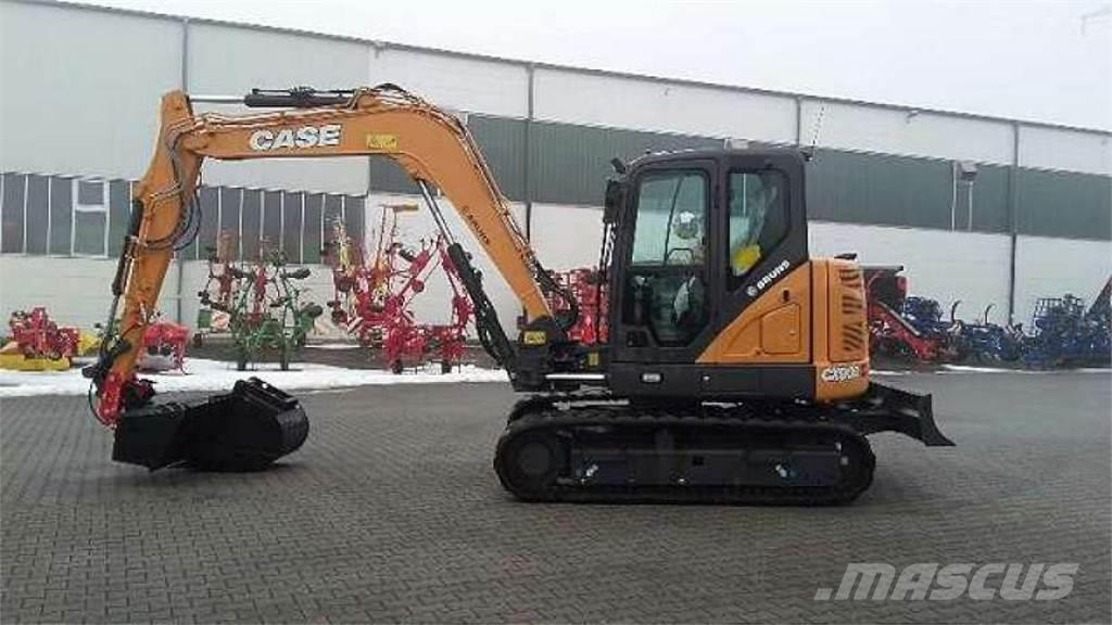 Case IH CX 90D MSR