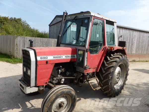 Massey Ferguson 690 3 stick gear box