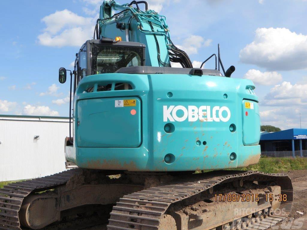 Kobelco SK 230 SR LC, Uthyres