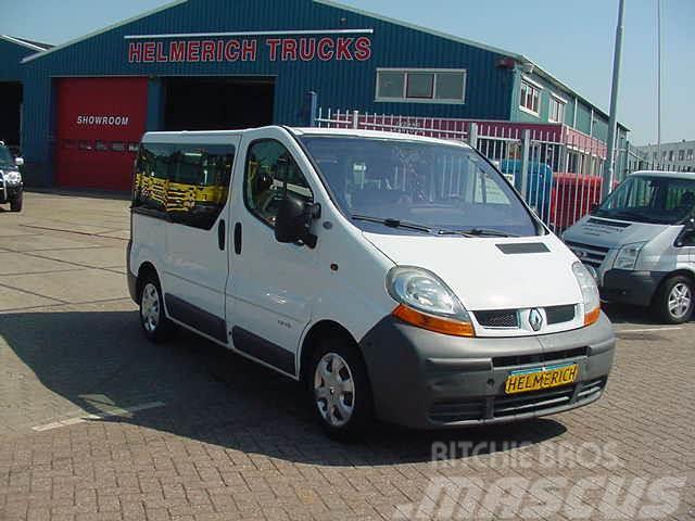 Renault Trafic 1.9 Dci 80pk L1h1 310/2760