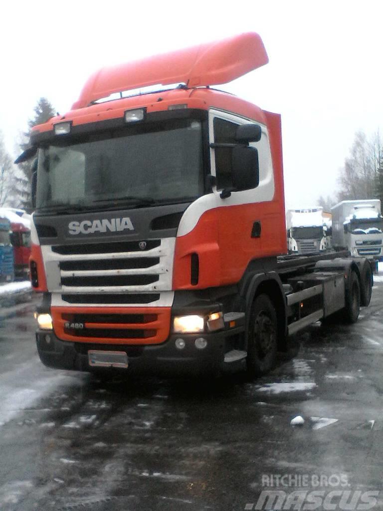 Scania R 480-6X2