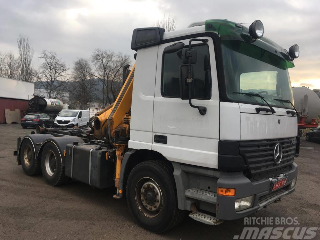 Mercedes-Benz Actros 2643