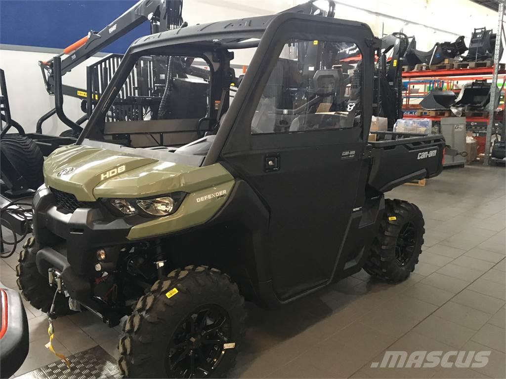 Can-am 800  BASE Traxter