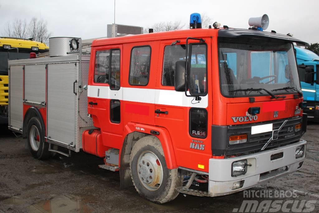 Volvo FL614 4X2