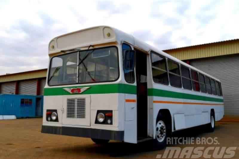 Hino (White / Green Stripe) Hino Bus 340 4x2 - 64 seate
