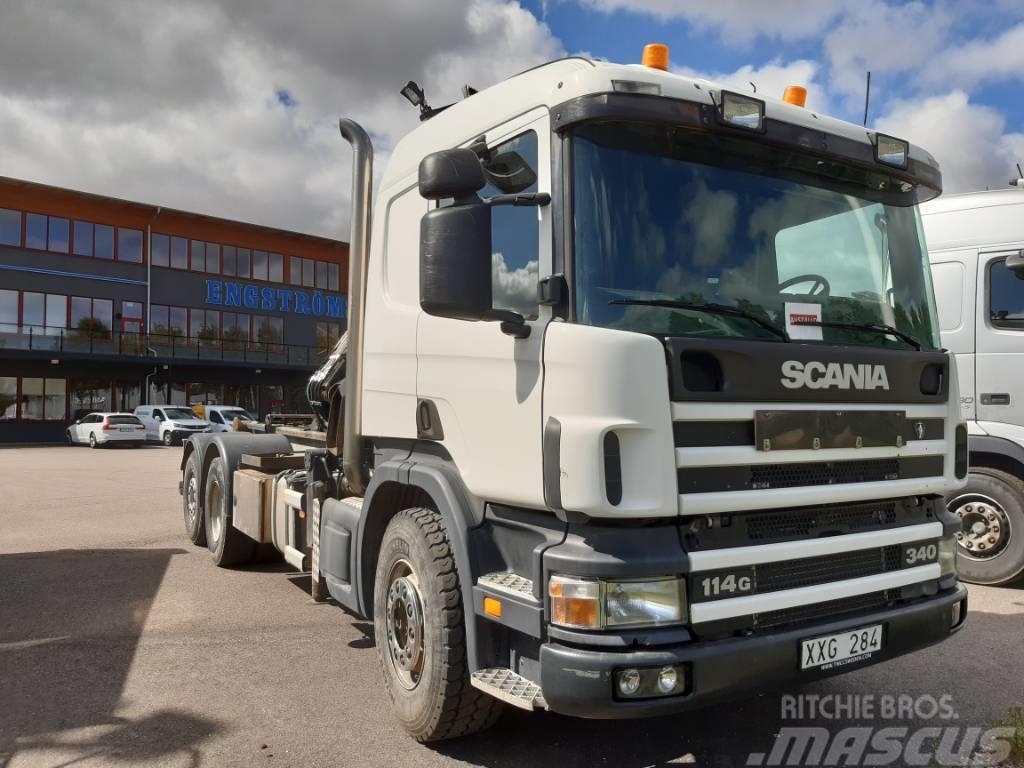 Scania P 114 G