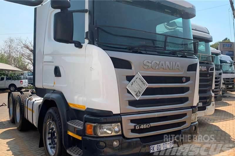 Scania 2016 SCANIA G460