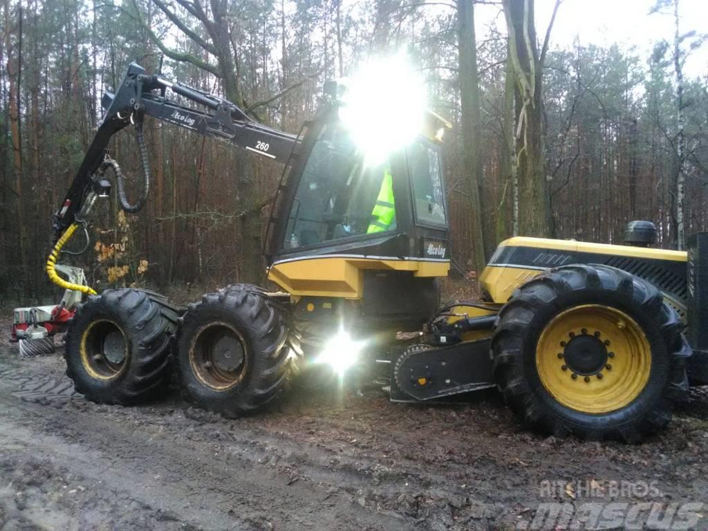 Eco Log 580D