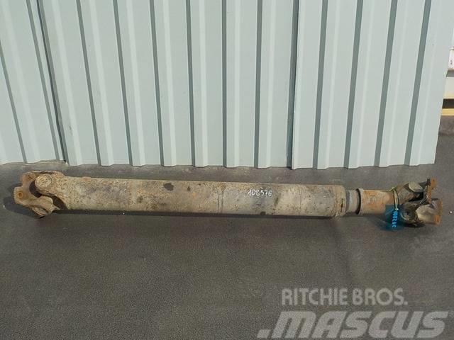 MAN TGA Main prop shaft 81393236152/81393056162