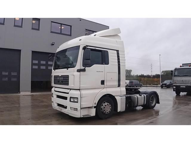MAN TGA 18.440 (MANUAL GEARBOX / PERFECT CODITION)