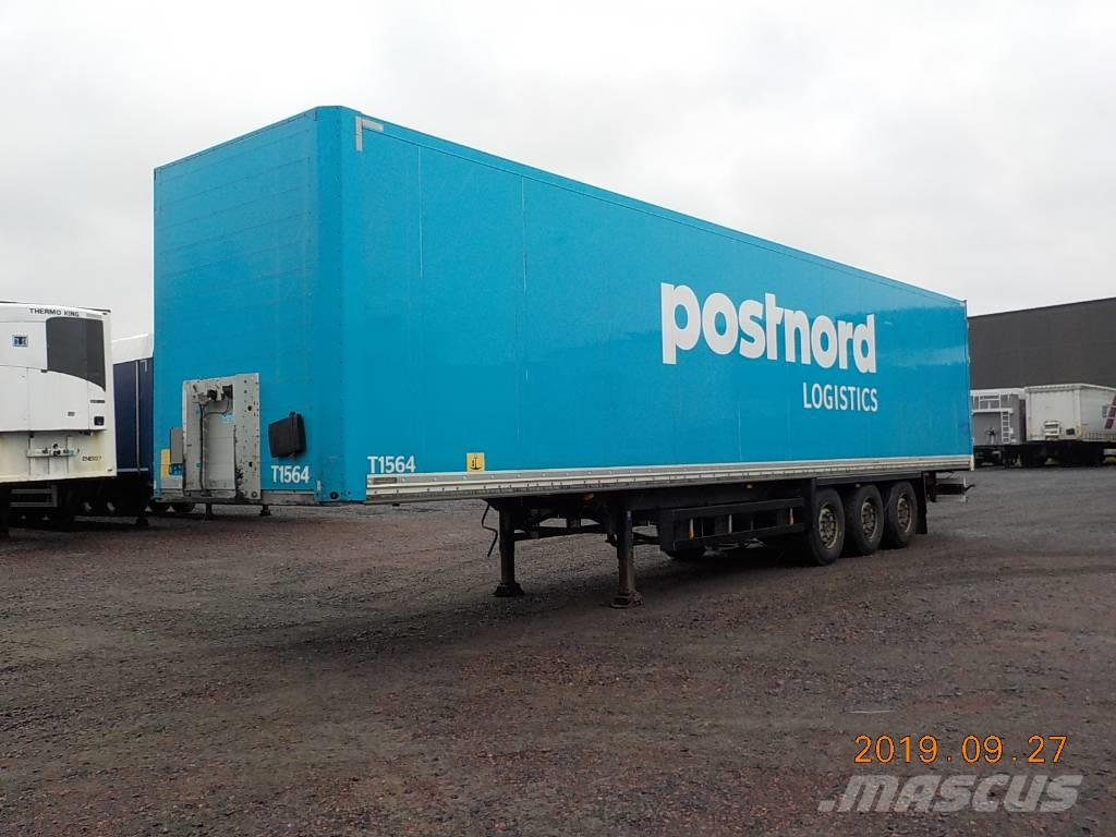 Schmitz Cargobull BOX - DPH 285