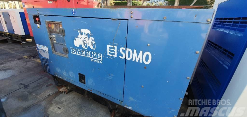 Javac – Occasie 40 KVA generator - Perkins motor - SDMO