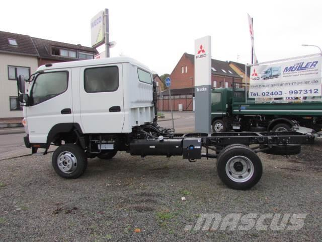 Fuso Canter 6 C 18 D - 4x4